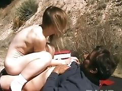 Wild And Whorable Slender Nymphomaniac Rails Dick In Cowgirl Pose