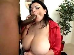 Bbw Charlie With Bbc Charlie