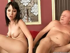 Teenage Honey Chanel Can't Stand Against The Desire To Take Hard Boner In Her Mouth