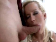 Euro Cougar Attempts Deep Backdoor Sex