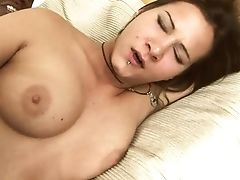 Nubile Fuck-fest Kitty Pleases Her Sexual Desires With Dude's Ram Cane In Her Mouth