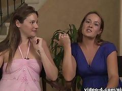 Horny Superstars Samantha Ryan, Elexis Monroe In Best All Girl, Finger-tickling Fuckfest Vid