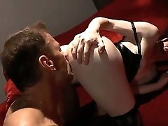 Stoya Takes Rocco Siffredi's Cane From Behind