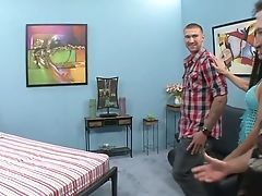 Lewd Whore Wifey Jewels Jade Gets Lured By Hubby's Friend For Steamy Quickie