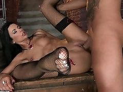 The Greatest Footjob Ever With Shalina Divine