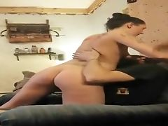 Hot Dark Haired Wifey Gets Fuckbox Tongued And Fucked