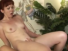 Dark-haired Trinity Post Shows Off Her Hot Assets While Getting Tongue Fucked By Lezzie Stephanie Swift