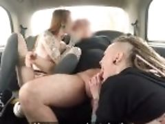 """""""faux Cab Filthy Arse-fucking Assfucking Threesome"""""""
