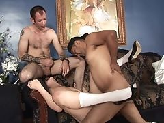 Blonde Jessy Jones Shows Her Sex-positive Side To Hard Dicked Stud By Taking His Stiff Fuck Stick In Her Mouth