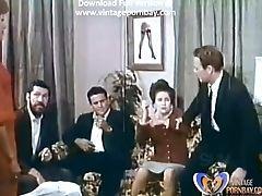 Scarlet Negligee 1968 Uncommon Antique Porno Movie Teaser