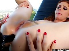 Best Adult Movie Stars Penny Pax, Carter Cruise, Violet Monroe In Incredible Faux-cocks/playthings, Medium Tits Bang-out Scene