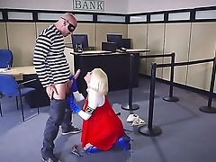 Blonde Peta Jensen With Giant Mammories Puts Her Sugary Lips On Johnny Sinss Man Sausage, Dick, Pole, Meat Pole, Meatsturdy Love Wand
